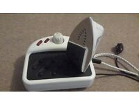 Steam Iron. Vaporella Inox 1000 Polti. £35