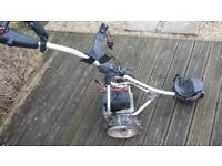 Pro Rider Electric Golf Trolley - Spares or Repair