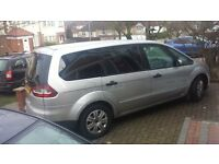 2008 Ford Galaxy 1.8 TDCI For Sale in Silver MANUAL in EXCELLENT CONDITION