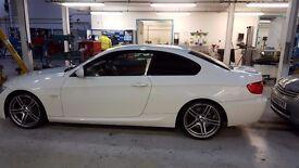 Bmw 3 Series E92 335d M Sport Coupe