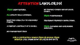 URGENTLY WANTED! 3 - 6 Bedroom Property**PROFESSIONAL TENANT ONLY**
