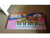 Cigantic keyboard playmat