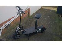 Electric Scooter 1000 Watt 48 Volt