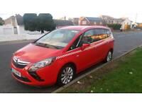 Vauxhall Zafira 2.0 CDTi ecoFlex 5 dr (start/stop) SAT NAV £30 TAX