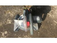 Performance power 210mm compound mitre saw