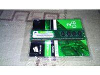 Corsair 2GB Memory DDR2 667MHz