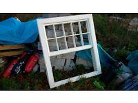 Sash window _1125mmx1290mm with glass!
