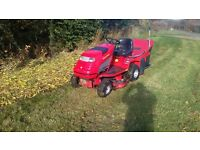 countax c400 ride on mower