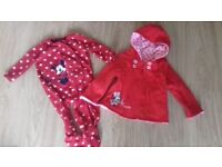 Bundles of baby clothes 6 months up to 1,5 years