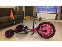 Girls Huffy Green Machine (pink) £50