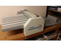 CreaseStream Junior Creasing, Perforating, Slitting Machine - Like New !!