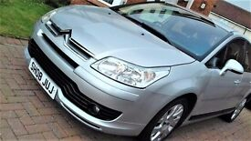 2008 Citroen C4 1.6HDI 16v (EGS Semi Auto) VTR+ /2 F Keepers/Low Miles 65k/MOT 1 year/Top SpecModel
