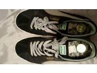 Mens puma trainers size 7