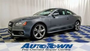 2012 Audi A5 Sline AWD/ACCIDENT FREE/HTD SEATS/SUNROOF