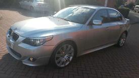 BMW 5 SERIES MSPORT FOR SALE, £5599 ONO !!!