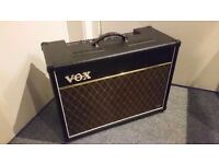 VOX AC15VR VALVE REACTOR COMBO AMP (COLLECTION ONLY)