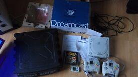Sega dreamcast boxed