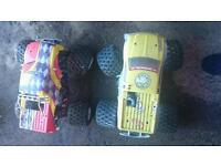 Nitro trucks spares or repairs