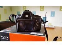 Sony A390 SLR Digital Camera