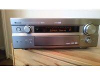 Yamaha RX-V1500 7.1 Amplifier, 7X120 Watt - 8 Ohm Titanium