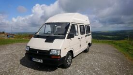 well looked after Immaculate Rainbow Trafic Campervan