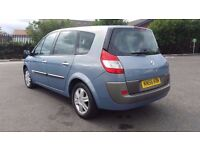 7 SEATER RENAULT GRAND SCENIC 1.5 MANUAL DIESEL IN CLEAN CONDITION. 1 YEAR MOT & TAX. HPI CLEAR