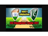 India v Pakistan ICC champions trophy 2017
