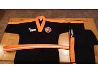 Active Tigers UKTC Taekwondo Suit