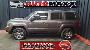 2015 Jeep Patriot High Altitude w/Lthr/Roof! $159 Bi-Weekly!