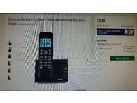 Digital cordless telephone