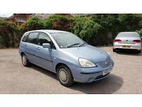 2003 Suzuki Liana 1.6 LX Good Family Car Like MPV Scenic C Max Picasso Xsara