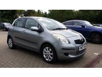 2007 Toyota Yaris 1.4 TD Zinc Automatic 5dr with Only 1 Lady Owner, Full Service History & Long MOT