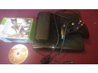 Xbox 360 + 10 games