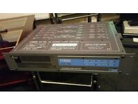 cloud cxa6 cx a6 6 channel pro installation amplifier 6 x 120w vgc