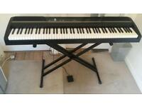 Korg SP-200 Digital Piano with 88 Weighted Keys