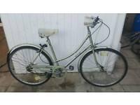 Retro bsa Dutch style bike bicycle