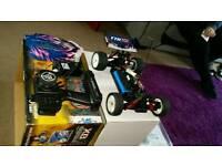 Sparrowhawk rc buggy