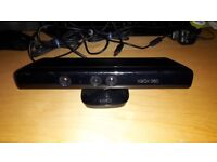 Xbox 360 Kinect + Power Supply