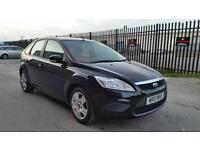 2010 Ford Focus 1.6 petrol 5 door hatchback 12 months mot genuine low mileage
