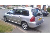 Peugeot 307 2.0 HDI 2003 spare&repairs