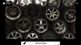 WHEELS ALLOY WHEELS ALLOY WHEELS