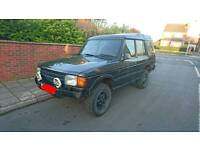 Land Rover Discovery 300 tdi 4x4