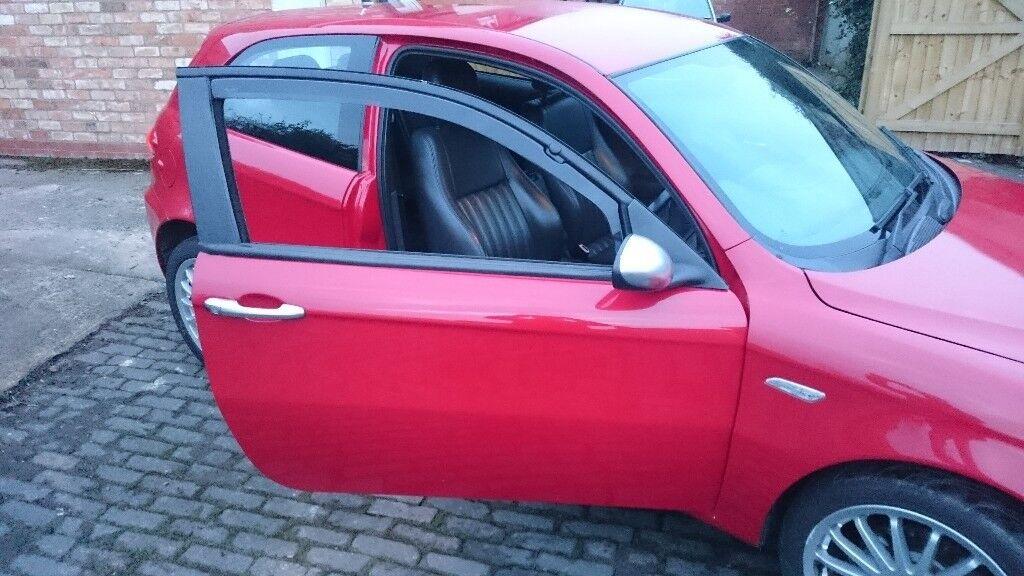Alfa Romeo 147 Sport Diesel 2008 long mot,low miles, £1000 Bargain!