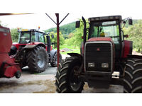Massey Ferguson tractor 8150