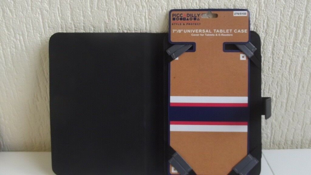 7/8 inch tablet cover