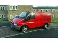 ford transit low mileage very clean