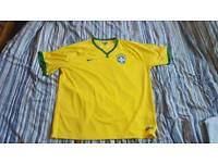Brazil Football shirt xxl