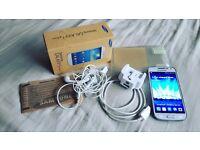 Samsung galaxy s4 mini white 8GB