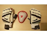 Cricket Batting Gloves, Lining Gloves & Crotch Guard