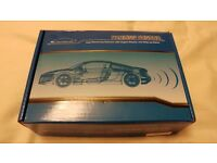 Car parking sensors with Digital display new in box.